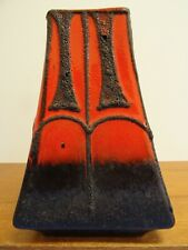 Fohr Fat Lava Vase Keramik Keramikvase 70er 70s pottery WGP German design