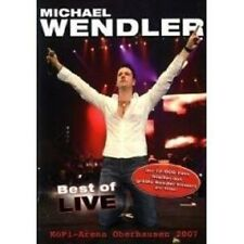 "MICHAEL WENDLER ""BEST OF VOL.1 LIVE IN OBERHAUSEN"" DVD"