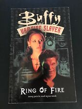 Buffy the Vampire Slayer Ring of Fire TPB Trade Graphic Novel