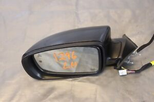 2019 DODGE CHARGER 4DR SRT HELLCAT OEM LH SIDE VIEW MIRROR *SCRATCHES* #1296