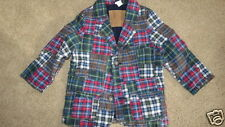Super Cute > NEW Baby Gap patchwork suit jacket - boys 2 yrs