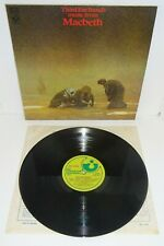 THIRD EAR BAND MUSIC FROM MACBETH 1972 HARVEST UK 1st PRESS LP w/textured sleeve