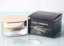 Dolce & Gabbana The Foundation Perfect Luminous Creamy Spf 15 Caramel 110 30 mL