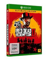 Red Dead Redemption 2 - Ultimate Edition (Microsoft Xbox One, 2018)