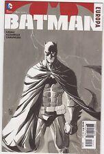 Batman Europa #2 1:50 Black & White Variant Cover Nm Dc Comics