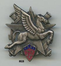 Insigne artillerie , 72  RADL.