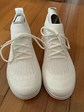 New listing NEW - FitFlop brand Uberknit White Tennis Shoes - size 8M