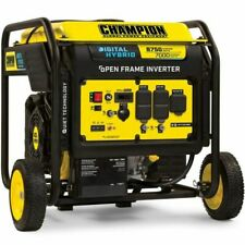 Champion Power Equipment 100520 Open Frame Inverter with Electric Start