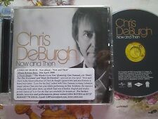 Chris De Burgh ‎– Now And Then Universal Music TV 307573 Stickered UK CD Album