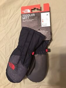 4T The North Face Toddler Mitt