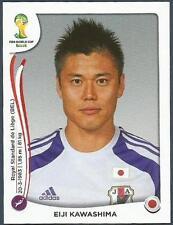 PANINI WORLD CUP 2014- #243-JAPAN-EIJI KAWASHIMA