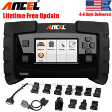 ANCEL FX6000 Automotive Full System Diagnostic Scanner ABS SRS DPF EPB Oil Reset