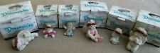 Lot Vtg Dreamsicles 6 In Boxes Cherub Figures 1990s Collectible 1990s