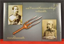 Thailand 2012, Block 297, 115. J.Staatsbesuch König Chulalongkorns in Österreich