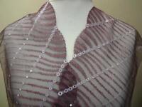 Leicht elastische Spitze aus St Gallen in champagner karamel und gold 20cm breit