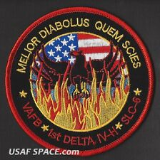 NRO L- 49 PHOENIX -DELTA IV H Launch USAF DOD VAFB SATELLITE Mission SPACE PATCH