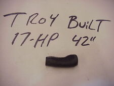 "TROY BILT 17-HP 42"" DECK HEIGHT LEVER KNOB #13AL608G731"