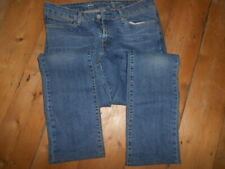 LEVIS BLUE CLASSIC STRAIGHT LEG JEANS 29W 34L RED TAB - VERY GOOD CONDITION
