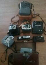 vintage camera lot polaroid kodak wollensak 1950's  photography