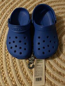 Crocs. Size Junior 1