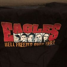 Vintage Eagles 1994 Tour T Shirt - When Hell Freezes Over
