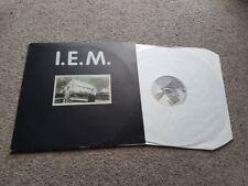 I.E.M. – I.E.M. Vinyl LP