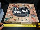 VINTAGE TACK-L-TYERS FLY TYING KIT - WITH EXTRA BOOK - COOL ITEM