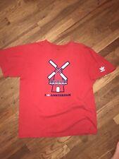 RARE! I Love Amsterdam Adidas Shirt