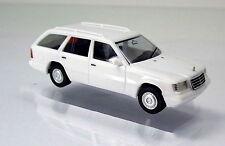 Herpa 028554 Mercedes-Benz E 320 T-Modell ( W124 Facelift 1993)  weiß - white