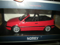 1:18 Norev VW Golf III Cabrio 1995 rot/red Nr. 188433 in OVP