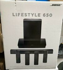 Bose Lifestyle 650 Home Entertainment System works with Alexa, Brand New!