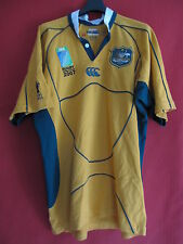 Maillot Rugby Canterbury Australie Wallabies Australia World Cup 2007 TBE - M
