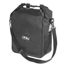 Fahrrad Seitentasche Gepäckträgertasche 100% wasserdicht und leicht M Wave