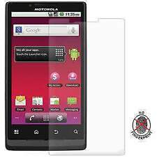 AMZER Anti-Glare Screen Protector with Cleaning Cloth for Motorola TRIUMPH