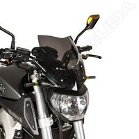 BARRACUDA WINDSHIELD AEROSPORT SMOKED YAMAHA MT 09 2014-2015-2016