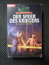 R. A. Salvatore - Der Speer Des Kriegers