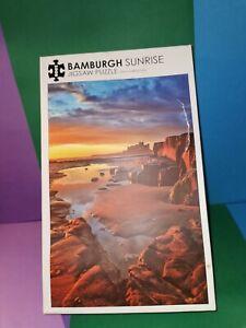 Bamburgh Sunrise Jigsaw Puzzle