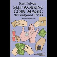 BRAND NEW BOOK - Self Working Coin Magic