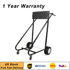 315 Lbs Outboard Boat Stand Carrier Cart Heavy Duty Tool Dolly Storage Motor