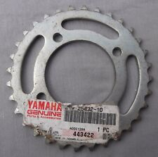 Genuine Yamaha PW80 Rear Sprocket z=32 teeth 21W-25432-10 Corona Kettenrad