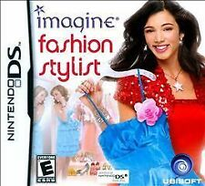 Imagine: Fashion Stylist NDS, Very Good Nintendo DS, Nintendo DS Video Games