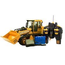 Remote Control Excavator RC Excavator Toy Tractor Bulldozer Truck Metal Digger