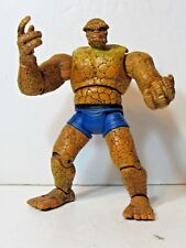 Marvel legends series 2  Fantastic Four The Thing 7 inch action figure