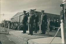WW2 Photograph South African Air Force Passing out Parade 1943 original pic2