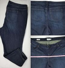 307fcbab0c75e Torrid Womens Boyfriend Dark Wash Distressed Jeans Size 30S 50 x 30