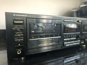 Pioneer CT-WM77R 6 Cassette Multi-changer Player Recorder HiFi Separate V RARE!