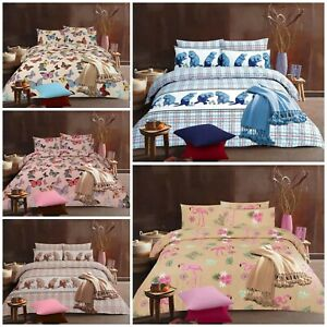 Animal Kingdom Duvet Cover Bedding Set Quilt Cover Pillow Cases All Bed Sizes