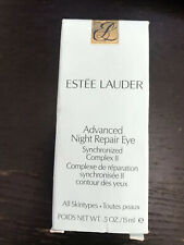 Estee Lauder Advanced Night Repair Eye Synchronized Complex II New 15mL .5 oz