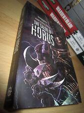 Aaron Dembski-Bowden TALON OF HORUS 1st/PB MINT Warhammer 40K Black Legion Bk 1