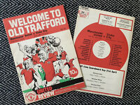 Manchester United v Stoke City 1976 Programme! FREE UK POSTAGE! LAST TWO!!!